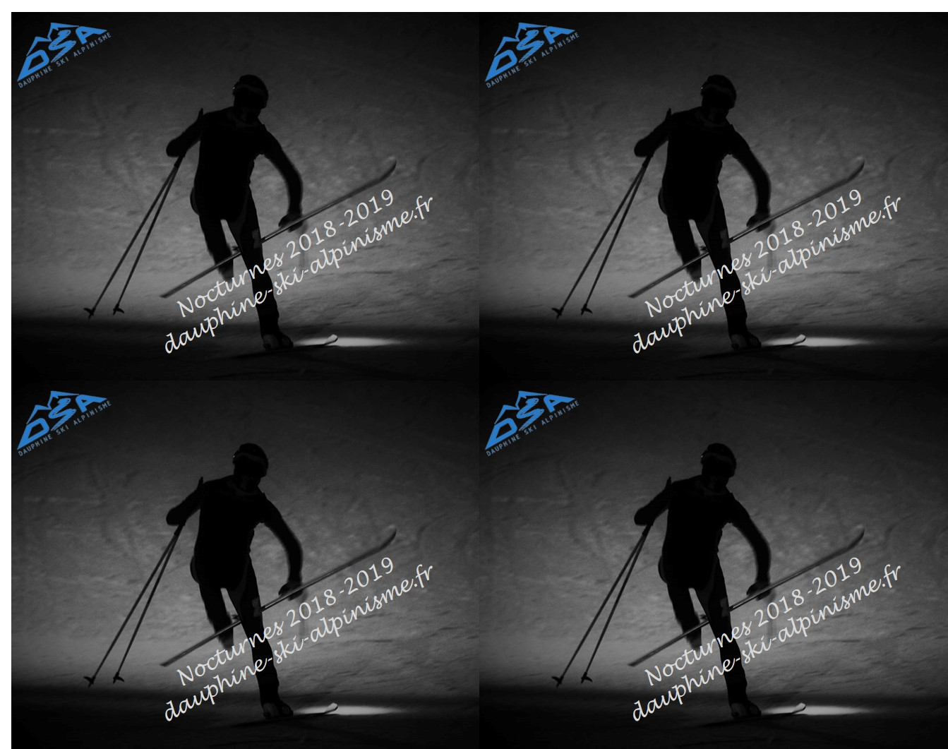Nocturnes de ski-alpinisme